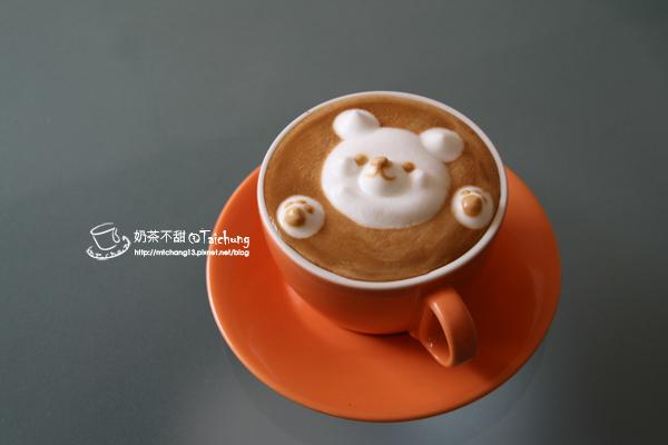 01小熊咖啡