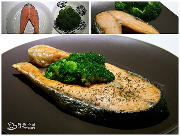 homemake_14烤香料鮭魚