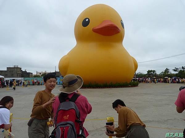黃色小鴨20131103_2