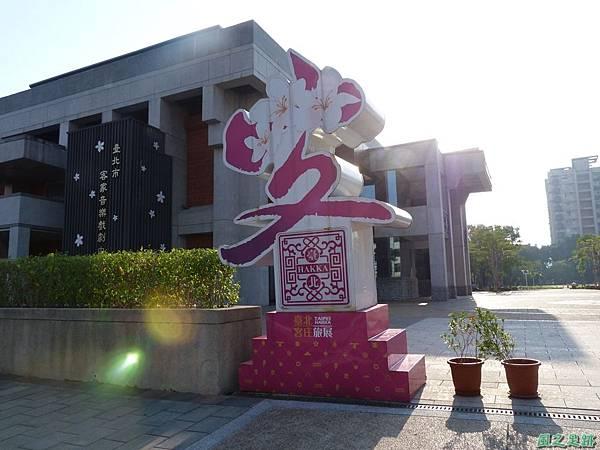 北市河濱花海地景20131202(7)