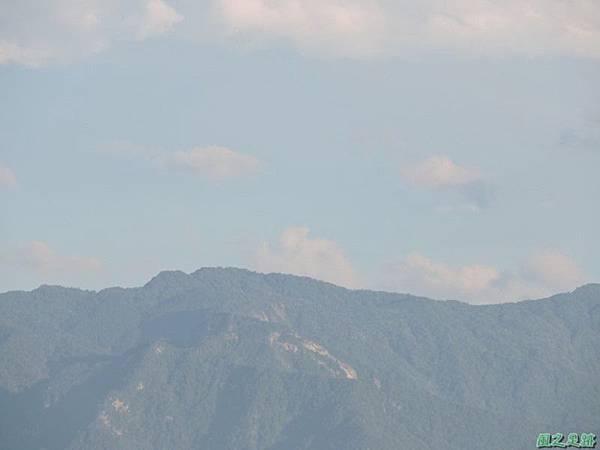 黃昏南眺山色20140514(3)