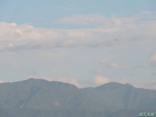 黃昏南眺山色20140514(11)