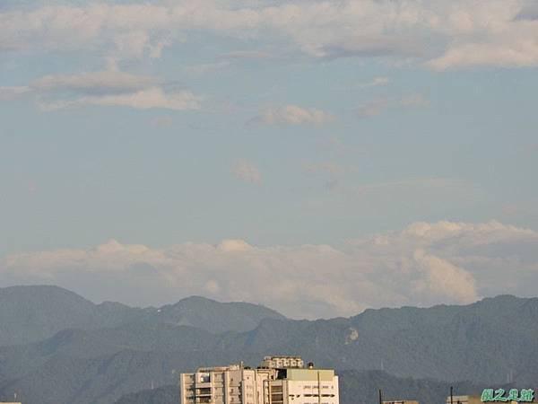 黃昏南眺山色20140514(14)