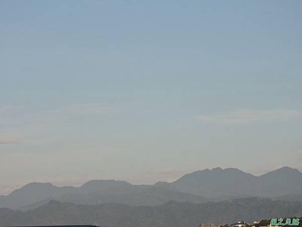 黃昏南眺山色20140514(21)