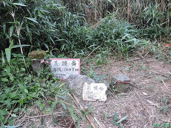 小觀音山主峰環行20140524(6)