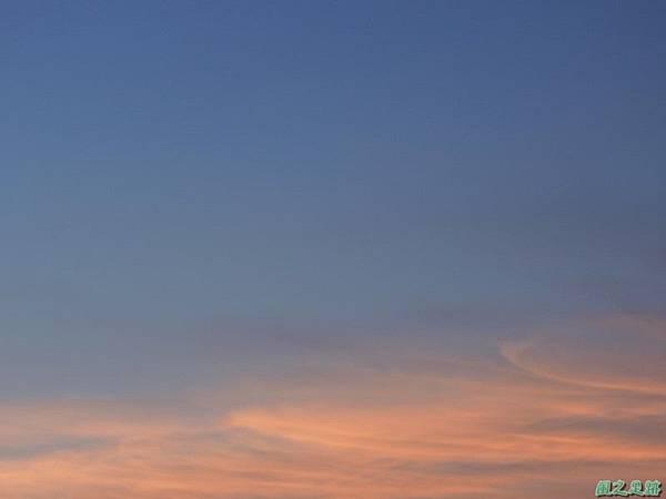 黃昏頂樓霞光20140708(6)