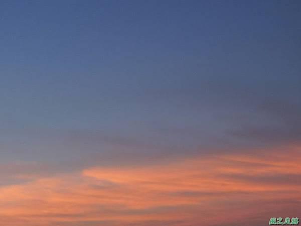 黃昏頂樓霞光20140708(7)