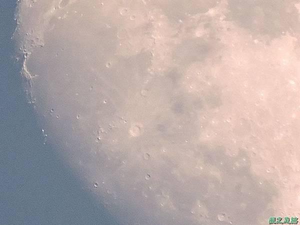 黃昏樓頂賞月20140708(16)