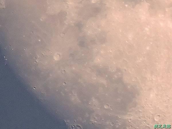 黃昏樓頂賞月20140708(17)