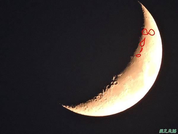 月兒彎彎20140801(輪廓)