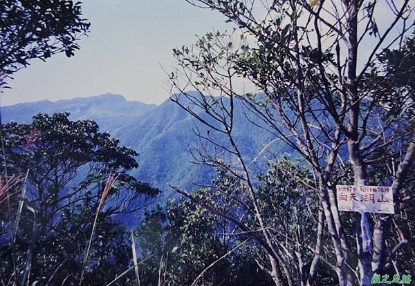 烏來向天湖山19971019(3)