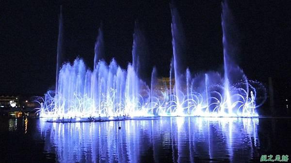 龍潭大池水舞秀20150620(6)