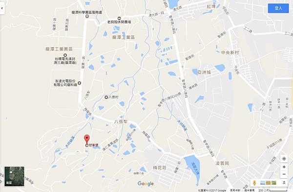 20170430_甘家堡地圖