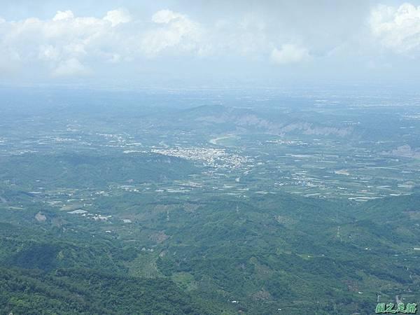 竹子尖山展望20170709(3)
