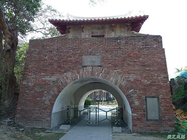 府城城垣小東門段20110123(4)