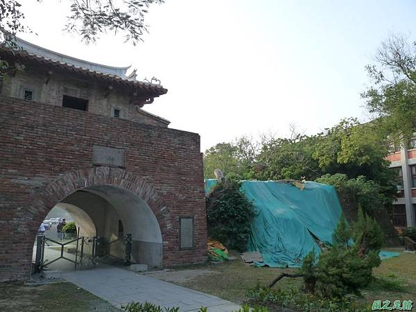府城城垣小東門段20110123(24)
