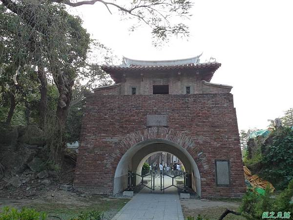 府城城垣小東門段20110123(25)