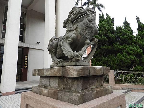 石獅(新竹市議會)20170910(3)