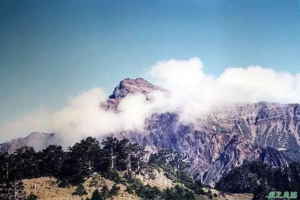 玉山西峰19931030(1)