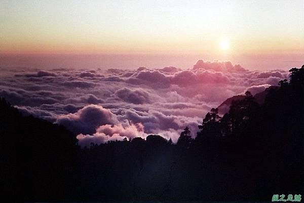 玉山西峰19931030(8)