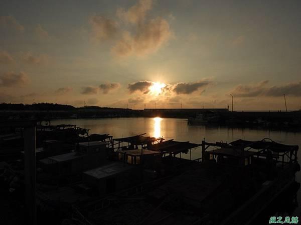 龍鳳漁港夕照20170924(6)