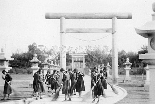 豐原神社舊照(國家文化資料庫)