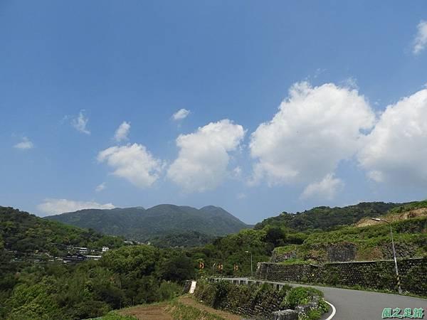 陽明山山景20180324