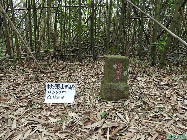 枕頭山西峰20180408(1)