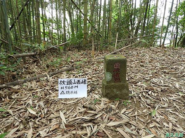枕頭山西峰20180408(2)