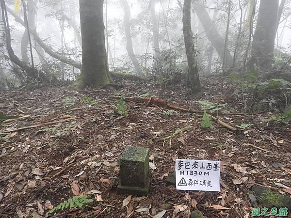 麥巴來西峰山行20170923(5)