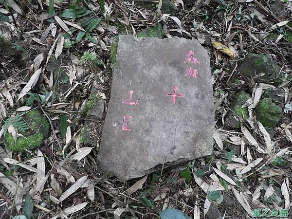 鳥嘴山南峰20190105(29)