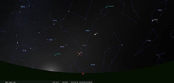 天文週報20170514-水星西大距-2.jpg