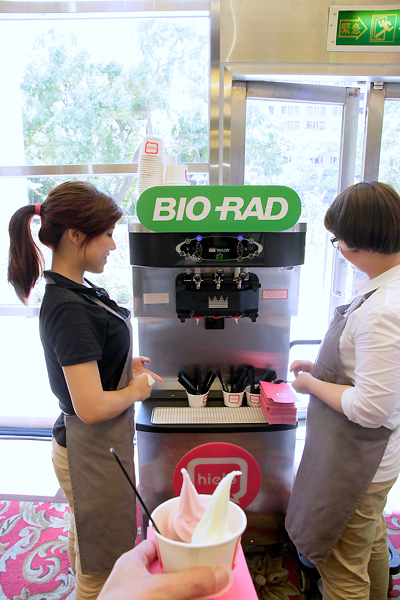 BioRad的優格