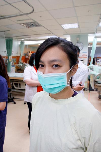 秀傳的呼吸照護病房