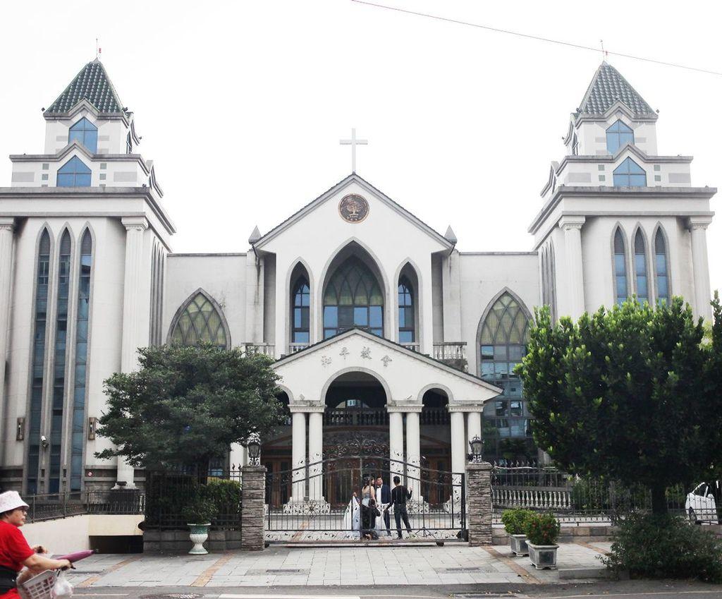 屏東和平教會-屏東婚紗攝影