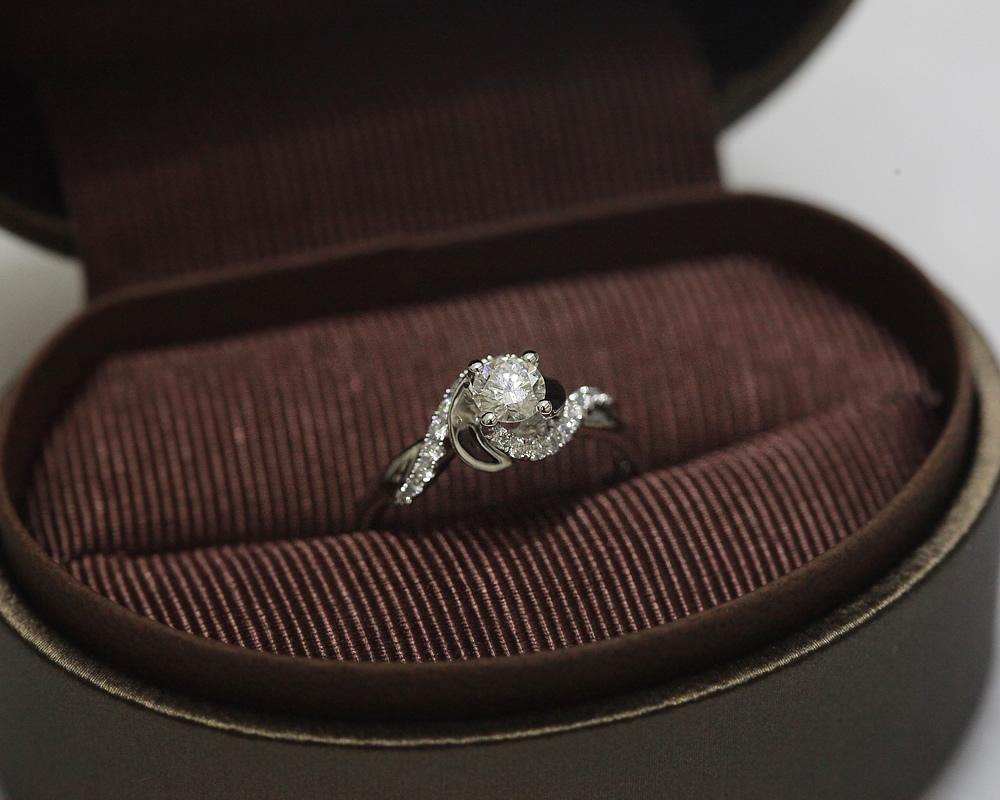 屏東婚戒戒指盒