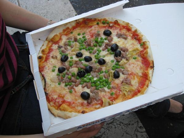 全世界最好吃的pizza