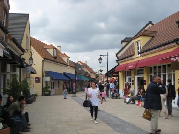 可愛的購物村