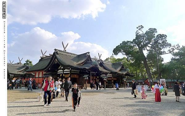 旅居日本:住吉大社 Sumiyoshi-taisha Shrine