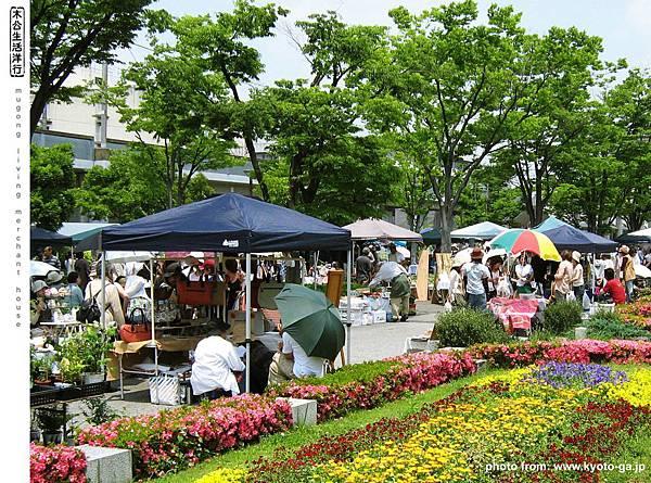 旅居日本:京都手作市集期待ing kyoto handmade market
