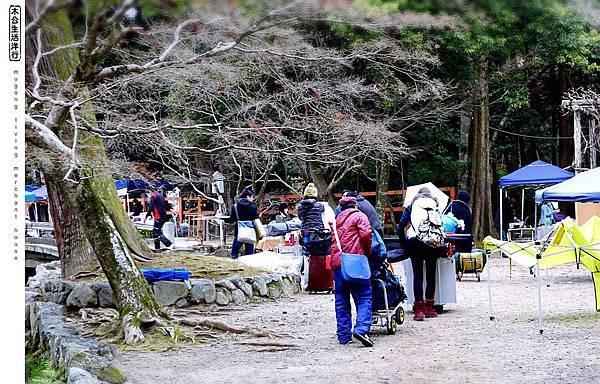 旅居大阪:上賀茂手作市集 kamigamo craft marketplace