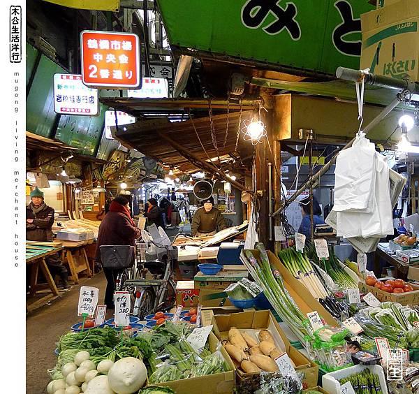旅居日本:鶴橋市場2訪 Turuhashi market 2nd visit