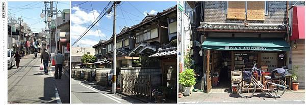 旅居日本:漫步森小路 a walk at Morishōji
