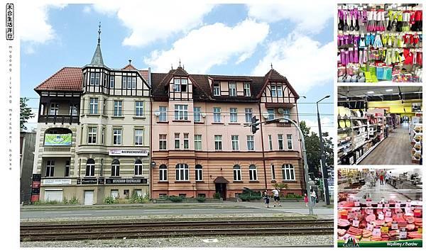旅居波蘭:溫和色系 colorful mild in hue