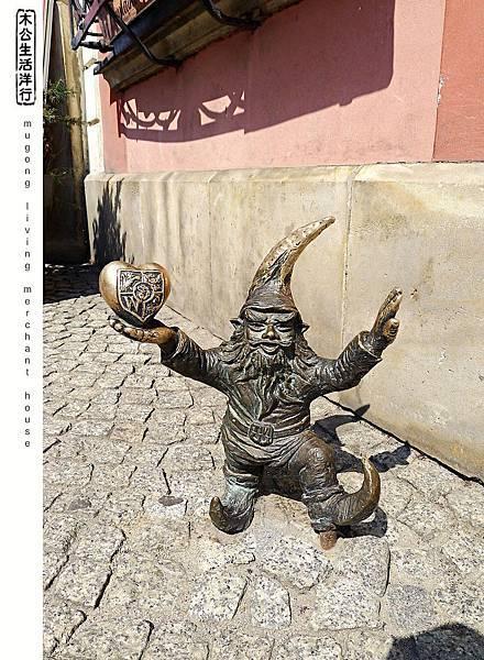 """旅居波蘭:弗羅茲瓦夫的小""""居民"""" searching for Wrocław's dwarfs"""