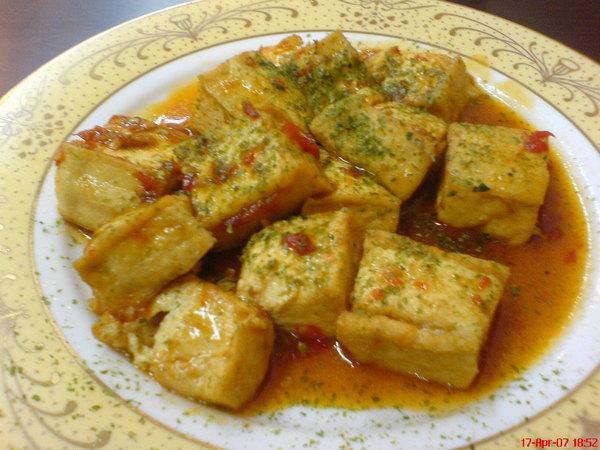 紅燒豆腐-好看又下飯.JPG