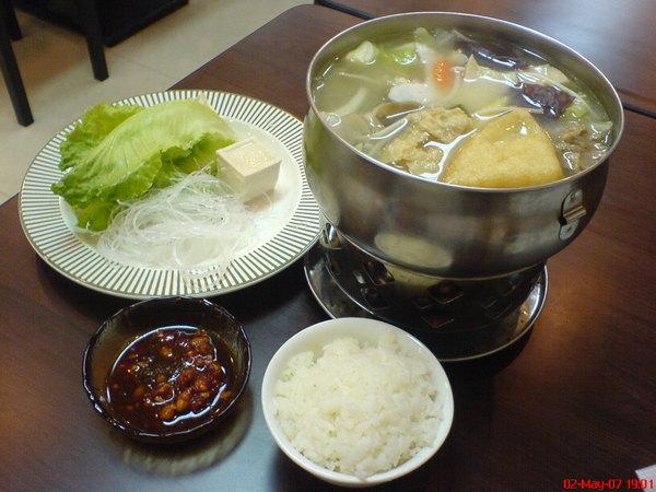 日式味增鍋