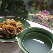 【健康養生飲食—燉補食物】保肝蜆湯-簡單ㄉ愛.愛妳ㄉ小心肝!!(上班族簡易悶燒鍋或電鍋食譜)