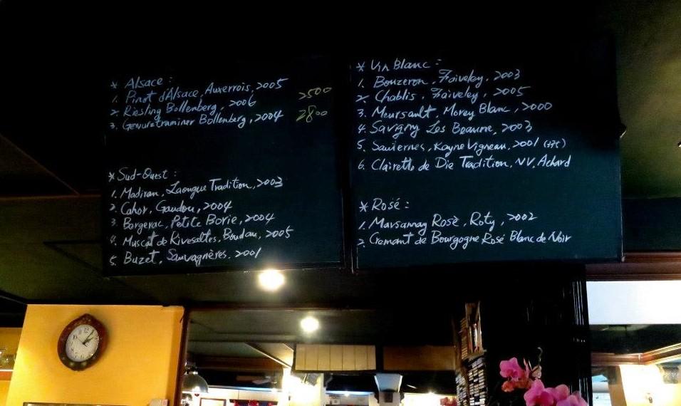 【MUJO美食鑑賞日記】米其林1星 拉佩提法式餐廳.我完全無法猜出作法...只有食物單純ㄉ美味.層次...