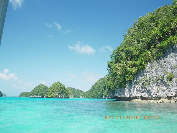 【MUJO趴趴走...】最青春的生命應該是在探索世界:2010帛琉